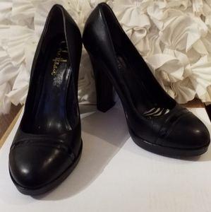 Cole Haan Black High Heels- Nice!